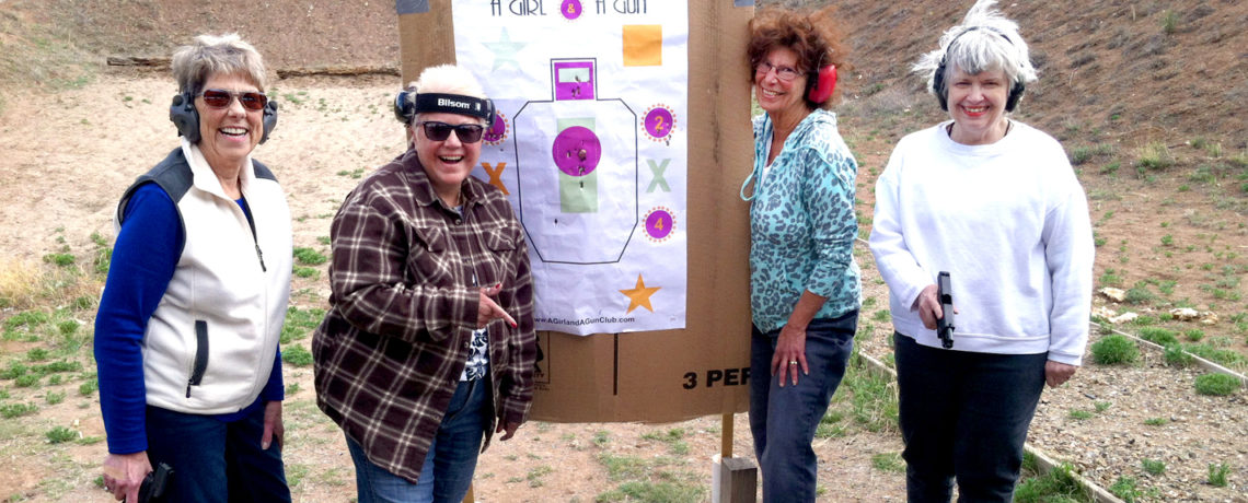 Ladies  Introduction to Shooting & Concealed Carry