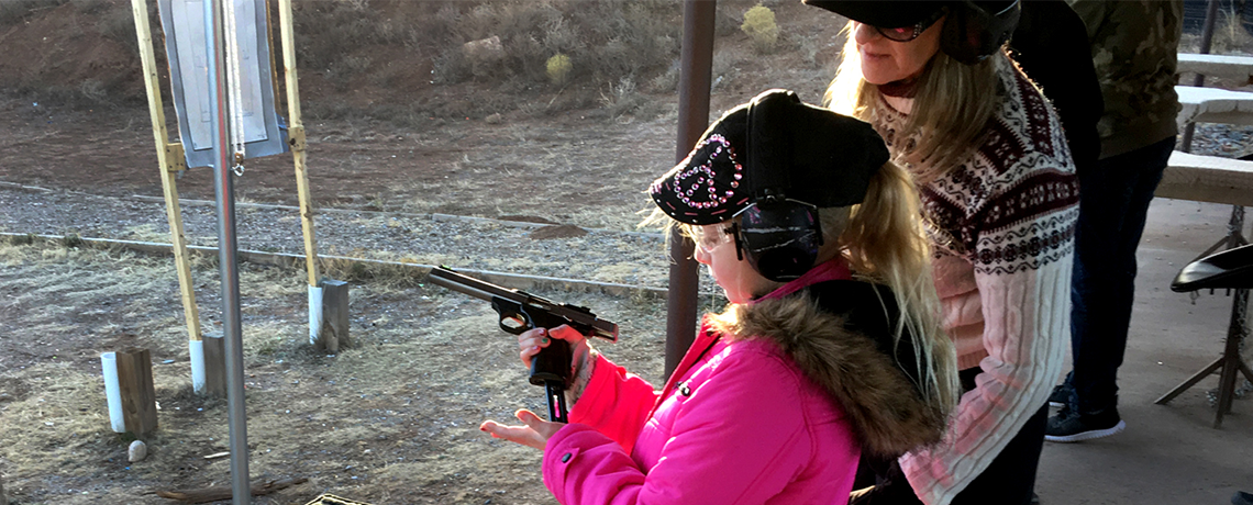Introduction to Shooting for Kids